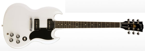 50th anniversary pete townshend sg about guitars. Black Bedroom Furniture Sets. Home Design Ideas