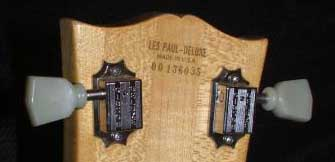 gibson serial numbers: